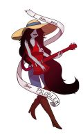Marceline by camomile12