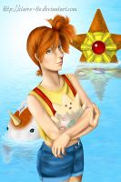 Misty / Ondine by Pencilivy