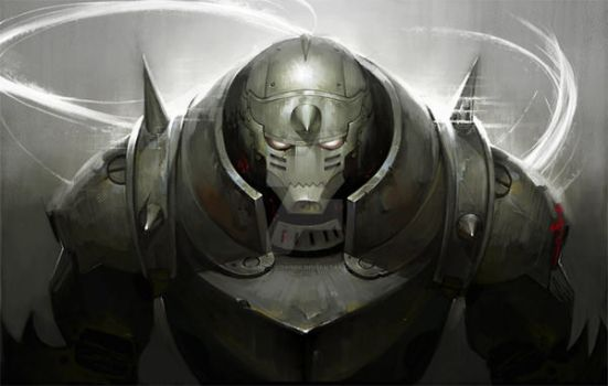 Alphonse Elric by White-corner