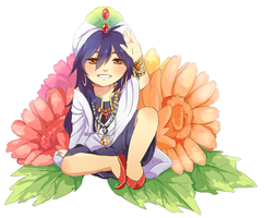 AT: Chibi Sinbad by tshuki