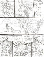Killing Time In Giaku COMIC by Blitzkreig-Storm