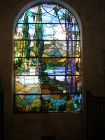 Stained Glass Stock by Billy-jean-stock
