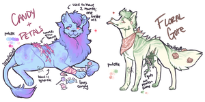 Aesthetic Gore Adopts [OTA + auction CLOSED] by seegulls