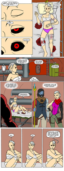 DU NEXUS SIGMA Chapter 3: DU 2099 Page 2/5 by ViktorMatiesen