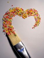Candy heart. by mrsUrie21