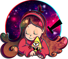 Mabel and Bill by Ekveviron