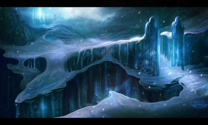 Frozen Pass by AlynSpiller