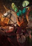 Jesse Cox - The Great Space Butterfly by MonoriRogue