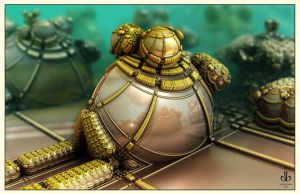 Faberge Dreamtime by bluefish3d
