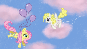Surprises in the sky by Sheimii