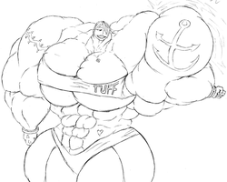 MUSCLES by Saxxon