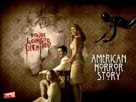 AMERICAN HORROR STORY WALLPAPER by Jhontxu