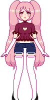 [#1] Pixel Adoptable [SOLD] by PorcelainChurches