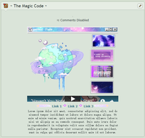 Happy Stars --- f2u page code by katty-wag0n