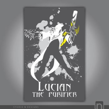 Lucian, The Purifier by studioNdesigns