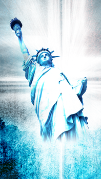 Statue of Liberty 360x640 by olek21