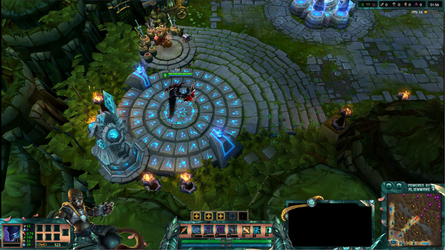 Wukong League of Legends Overlay by Melificence