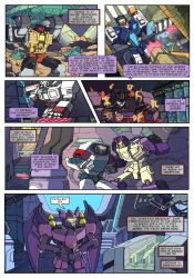 The Transformers - Trannis - page 12 by Tf-SeedsOfDeception