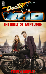New Series Target Covers: The Bells of Saint John by ChristaMactire