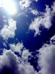 the sky by Norpan95