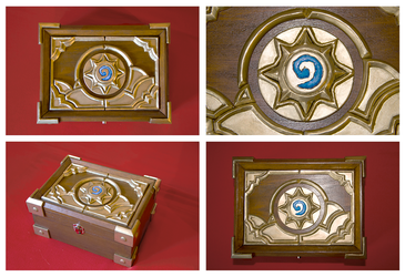 Hearthstone Box  1 by KatharsisCosplay