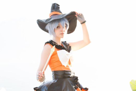 Rei can be a Witch by Kadirine