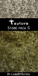 Stone texture - pack 05 by LunaNYXstock
