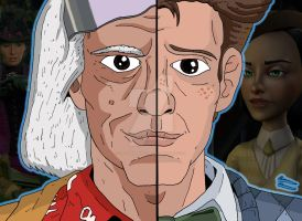 Back To The Future Duality - Doc Brown by OptimumBuster
