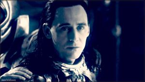 Not A Fighter || Odd [Loki x Reader] by HeartSelect on