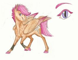 Headcanon- Scootaloo by Earthsong9405