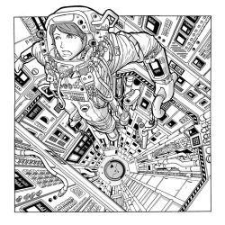 Astronout by itsgetingwirder