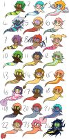 Naga hatchling adopts OPEN!!! by Fluffy-Puppys-Adopts