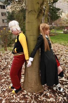 Hold onto Me by KoiCosplay