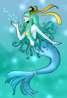 MerMay_Derena [NEW OC] by Akai--Me