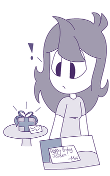 Gift for Jaiden by xXkerrysweetXx
