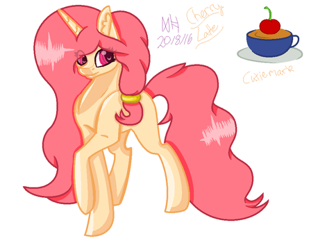 Cherry Latte by Dragonheart0211