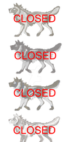 Canine Adopts - OPEN - CLOSED