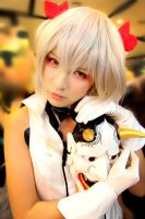 Vocaloid Kagamine Rin - Knife by yuegene