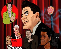 TwinPeaks by Makinita