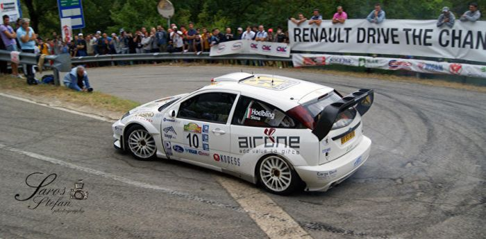 Ford Focus WRC by saross89