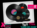 +Classic Vinyl Record PNG's by xHeartsxFingers