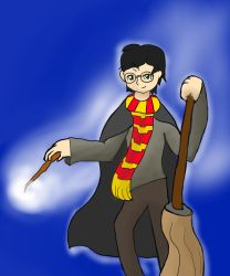 Harry Potter by Dianthus07