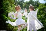 Cardcaptor Sakura - Wedding by vaxzone