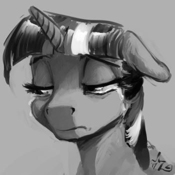 Daily Doodle 490 by Amarynceus