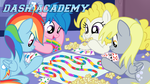 Dash Academy ID Picture by SorcerusHorserus
