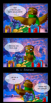 Little Christmas comic by Shaymin-Lea
