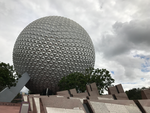 Epcot Spaceship Earth IMG 2570 by TheStockWarehouse
