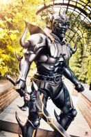 Cecil Harvey   Dark knight. by Shoko-Cosplay