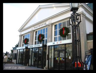 Fredericton Playhouse by charris