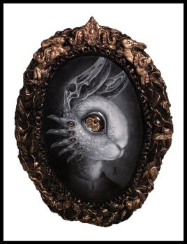 Year of the Rabbit by larkin-art